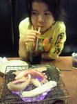 20090518イカ七輪焼き