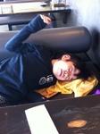 20110129一鶴おなかすいた.JPG